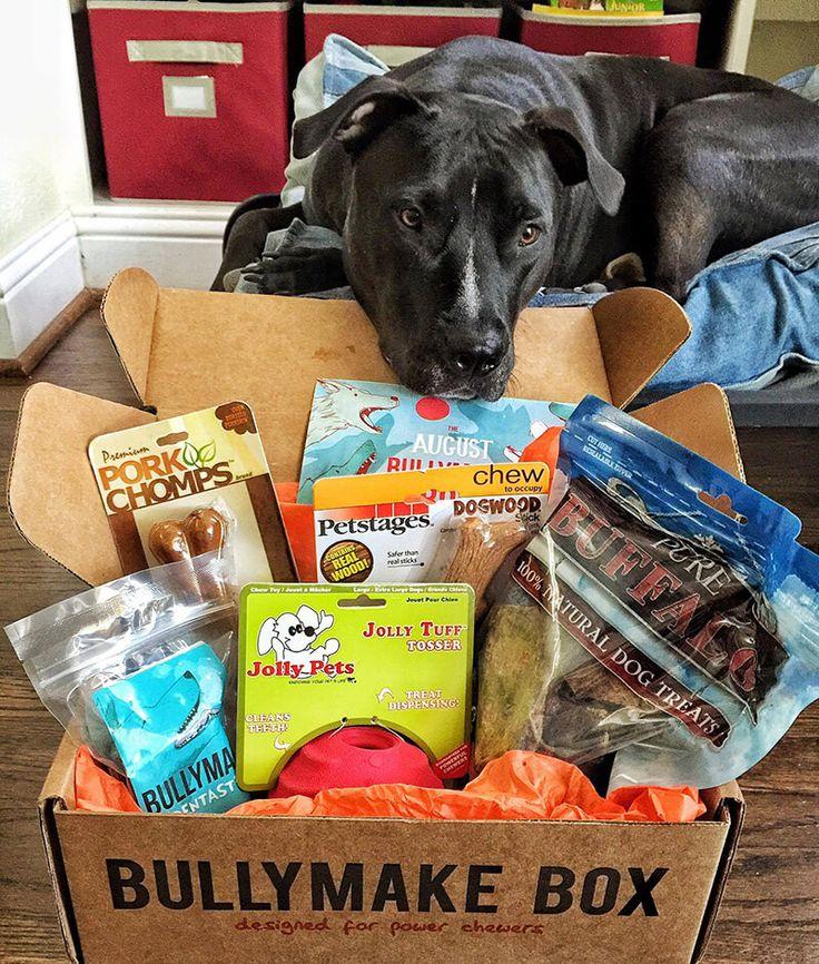 Power Chewers LOVE Bullymake Boxes! Bullymake, Dog box