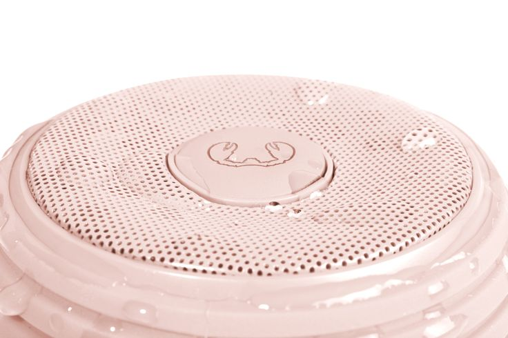 ROCKBOX ROUND H2O Cupcake | Fresh 'n Rebel | Portable Bluetooth speaker #freshnrebel #rockbox