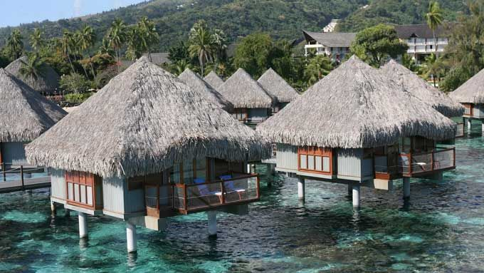 World's 26 Cheapest overwater bungalow and water villa resorts in 2017