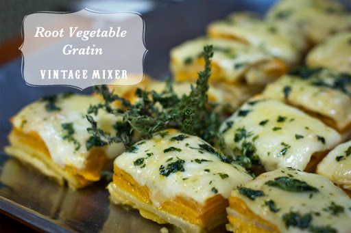 Root Vegetable Gratin Recipe on Yummly