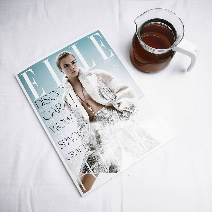 """121 Likes, 2 Comments - Gabriella Buzas (@epicstreetstyle) on Instagram: """"Here's to a few more hours of weekend 🍵 . ."""" ELLE UK magazine fashion style mood chillout tea twinings"""
