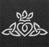 celtic symbol for love - It's been 20 years since i got my first (and only) tattoo. Might be time for a new one.   Maybe on my foot......would be cute with flip flops and easy to hide when I have to be all business for work.