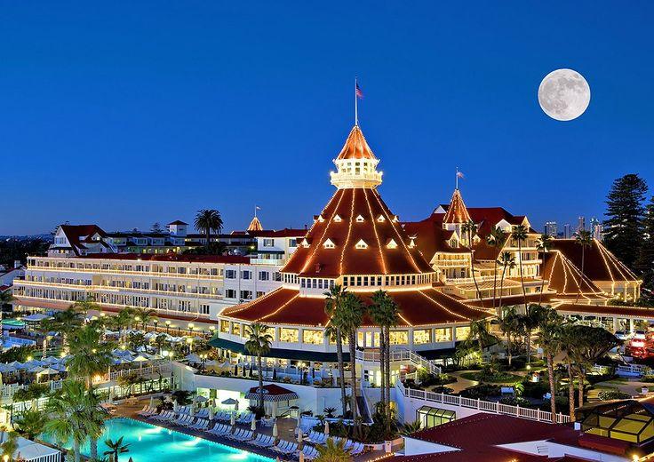 Hotel del Coronado, San Diego, California, United States
