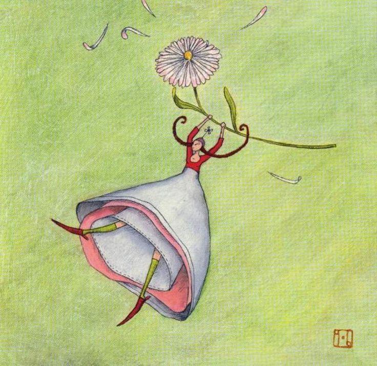 Flying, Gaelle Boissonnard