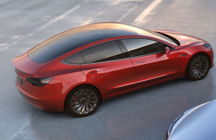 #Tesla Model 3 Well, I'm on the list anyway. I think I was #17 in line. Hoping for end of #2017? Go Elon.