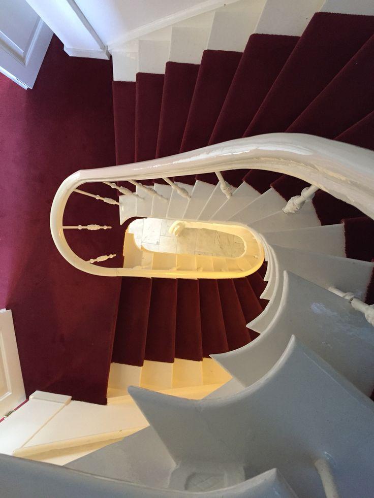 Stairway to my studio