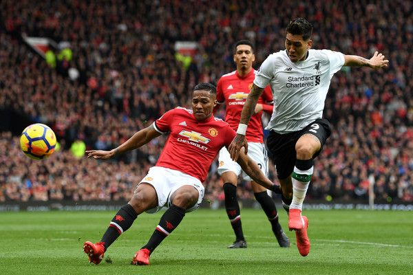 Roberto Firmino Photos Photos Manchester United V Liverpool Premier League In 2020 World Sports News Liverpool Premier League Liverpool