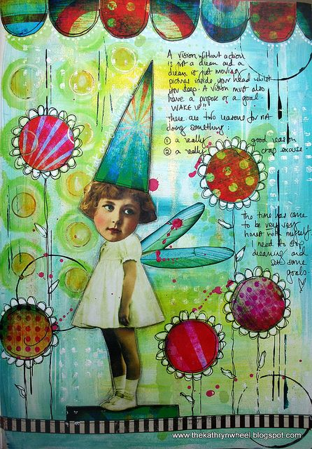 Art Journal - Dreams | Flickr - Photo Sharing!