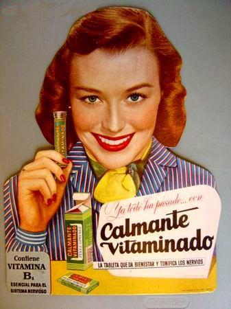 Calmante Vitaminado