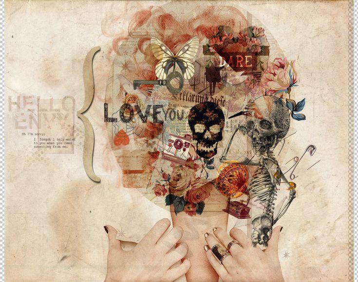 head full of ideas for life by ~sheyzi on deviantART