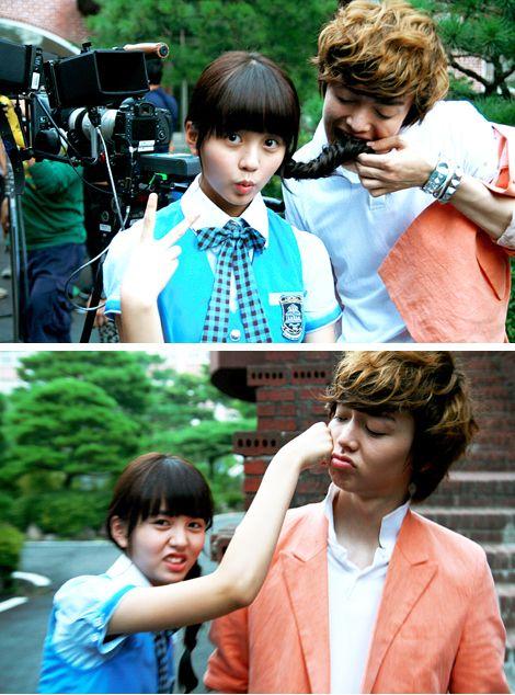 sun woong and kim so hyun -