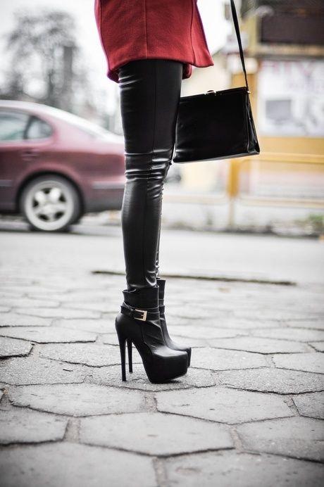 FashionWall - stylizacja - Moda - Jesień - merg 2013