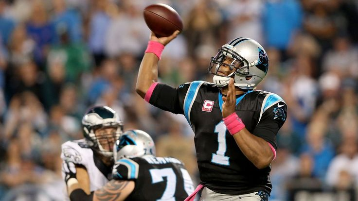 The Carolina Panthers host the Indianapolis Colts to close out Week 8. We've got all the TV schedule, game time and odds info to get you ready for Week 8 MNF.