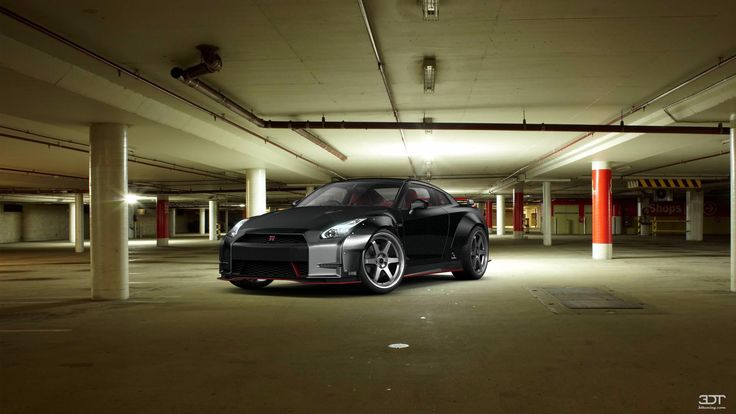Checkout my tuning #Nissan #GT-R 2010 at 3DTuning #3dtuning #tuning