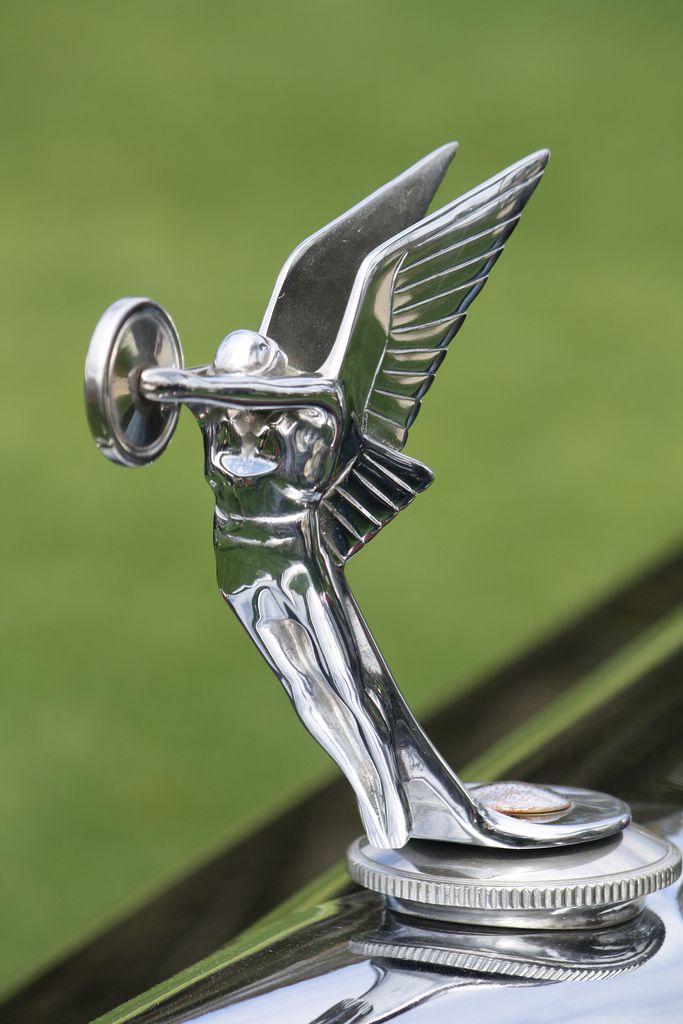 Angel Hood Ornament