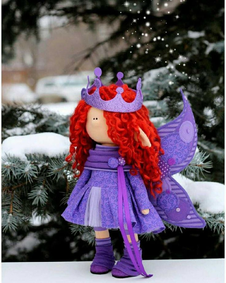 Продается Дом нашла #куклыручнойработы #куклыольгипономаревой #эльфы #littledolls