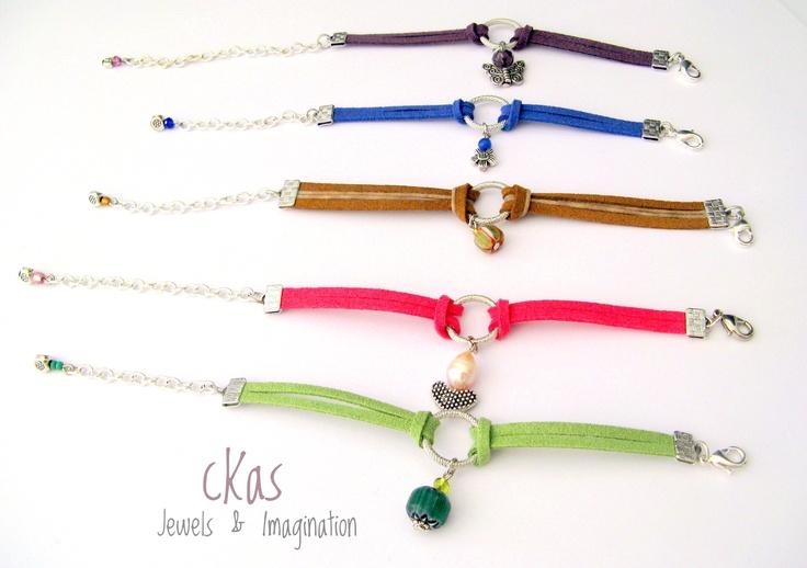 Haiku bracelets cKas by Klarita Bijoux
