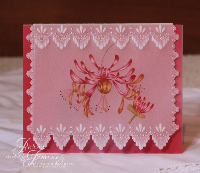 Card Making Ideas Using Vellum Part - 26: 302 Best Cards With Vellum Images On Pinterest | Cards, Flower Cards And  Diy Cards