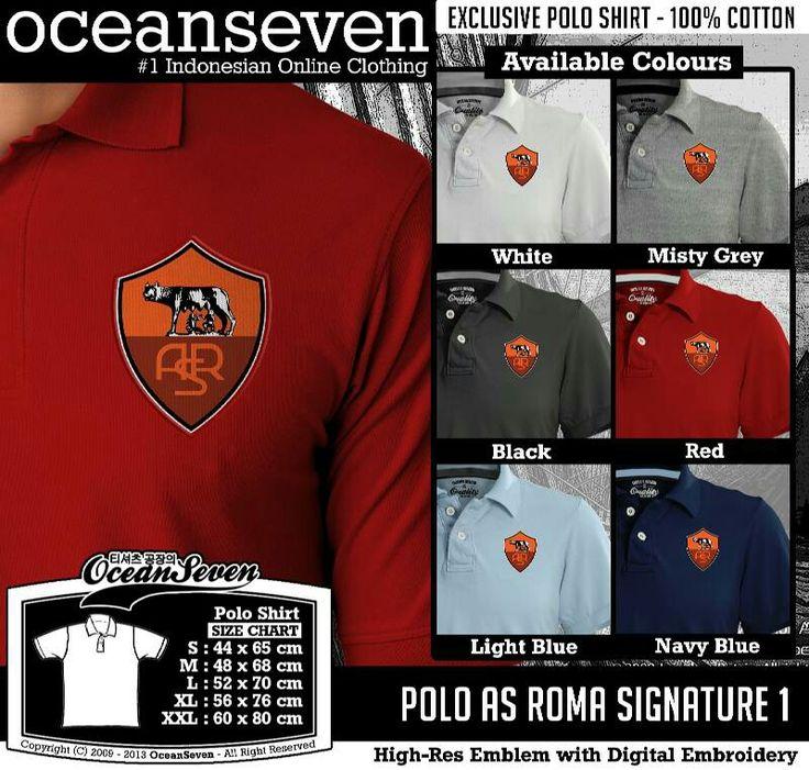 polo as roma signature 1
