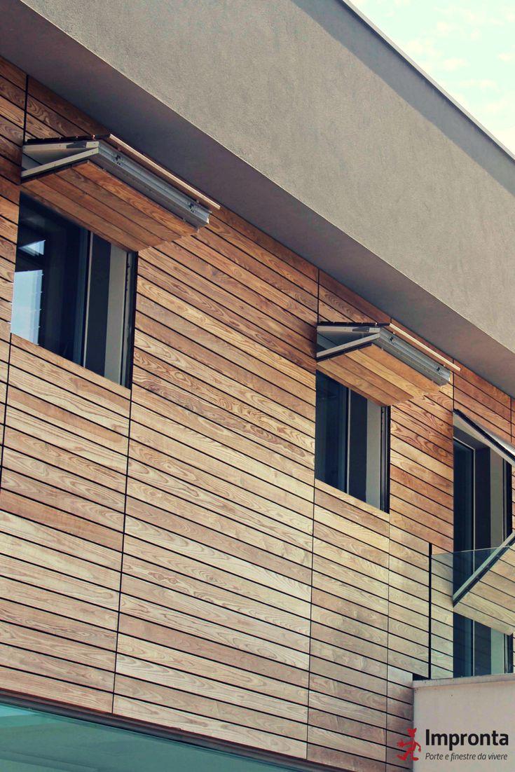Oltre 25 fantastiche idee su pareti esterne su pinterest - Quale legno per esterni ...