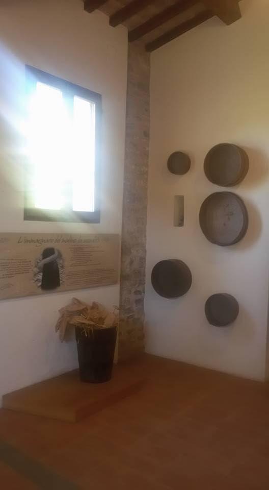 Setacci del Mulino Sapignoli di Poggio Torriana