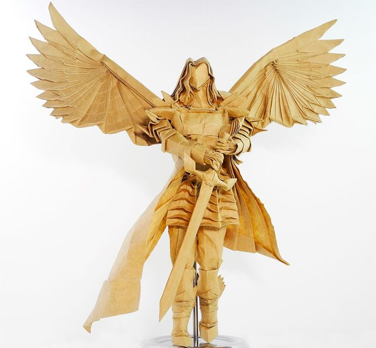 461 Best Origami Images On Pinterest Papercraft Paper Art And