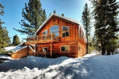 Lake Tahoe cabin rental!