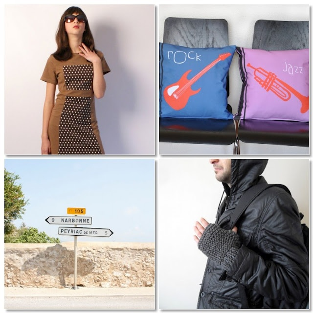 "monday moodboard no19 by @MADEbyMADA from ""handmade designs"" blog #europe, #handmade, #crafts, #madebymada"