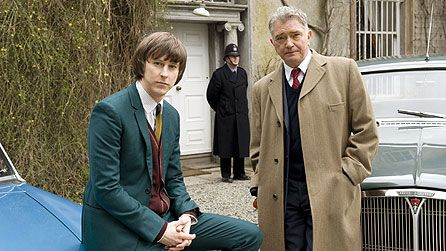 Inspector George Gently is tough on crime and even tougher on his upstart partner.