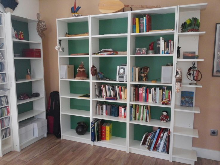 Estanteria billy ikea puertas cristal stunning librera for Puertas estanteria ikea