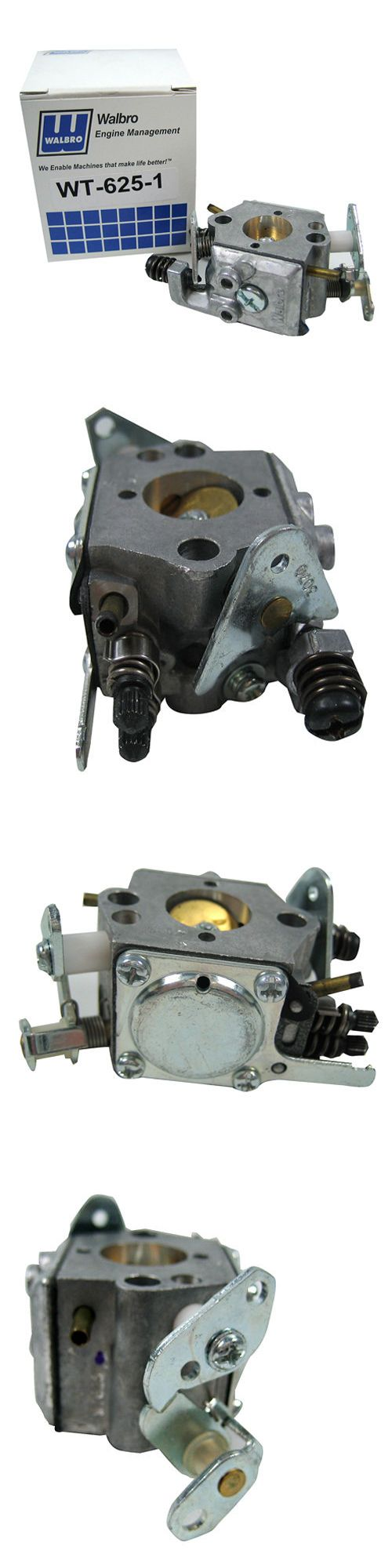 Chainsaw Parts and Accs 85915: Genuine Walbro Wt-625 Carburetor For Poulan Craftsman Chainsaw 530071621 -> BUY IT NOW ONLY: $33.75 on eBay!