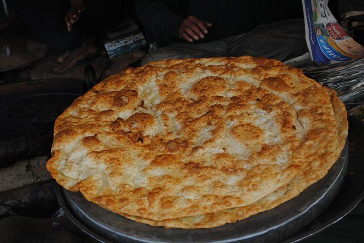 Kashmir | Travel blog -  Kashmiri Bread