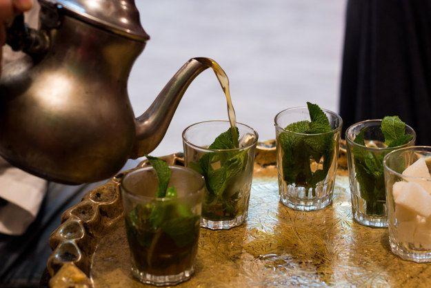 Resultado de imagen de africa bebidas té