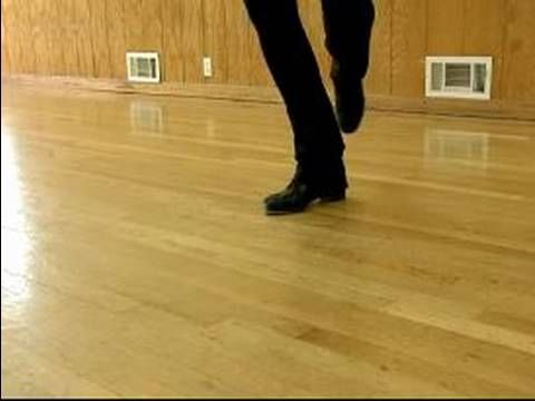 Advanced Tap Dance Lessons : Shuffle Slap Up Changes & Steps in Advanced Tap Dancing - YouTube