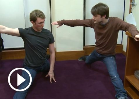 """""""How to Be Daniel Radcliffe."""""""