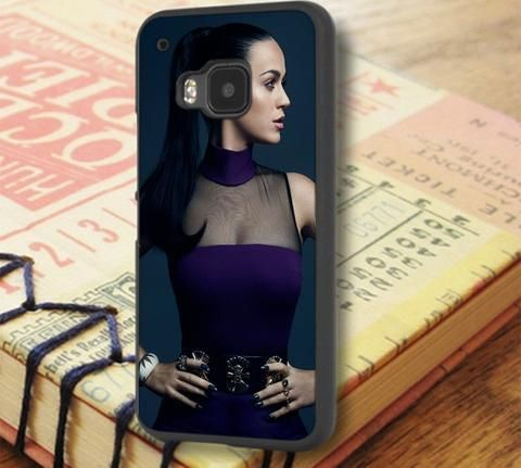Katty Perry Best Singer HTC One M9 Case