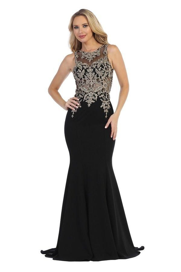 907aa5f2811 Style Number: LF 7209 Available in Black, Burgundy, Champagne, Rose, and Royal  Blue