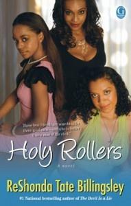 Black Book Chat w/ReShonda Tate Billingsley - Holy Rollers