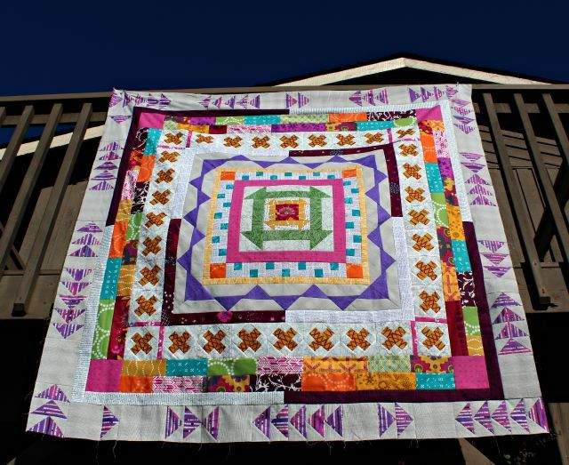 A Quilter's Table: 2015 Finish-A-Long: Q4 List