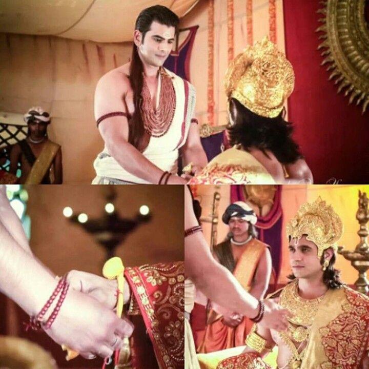 Shiv and Ram