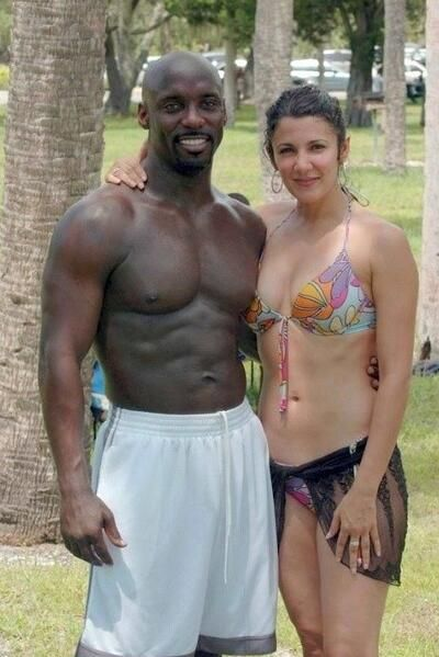 Vacation white jamaica on wives interracial