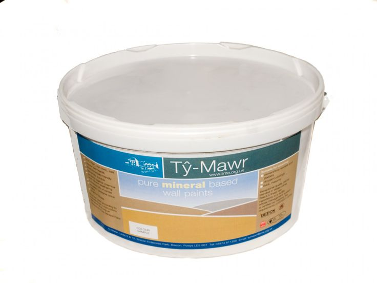 Suitable for external walls, this is a highly technical, pure silicate paint, free of artificial resins, solvents and biocides. It has been produced and used in Germany for 100 years and so has an excellent track record.   A passive silicate paint designed for previously painted surfaces, difficult to treat surfaces and thin-coat acrylic renders.