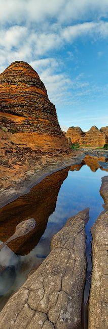 Piccaninny Vertical, Bungle Bungle, Western Australia. More