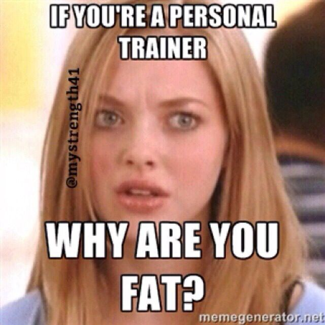 Personal Trainer Quotes Funny: 44 Best Images About Gym Laughs On Pinterest