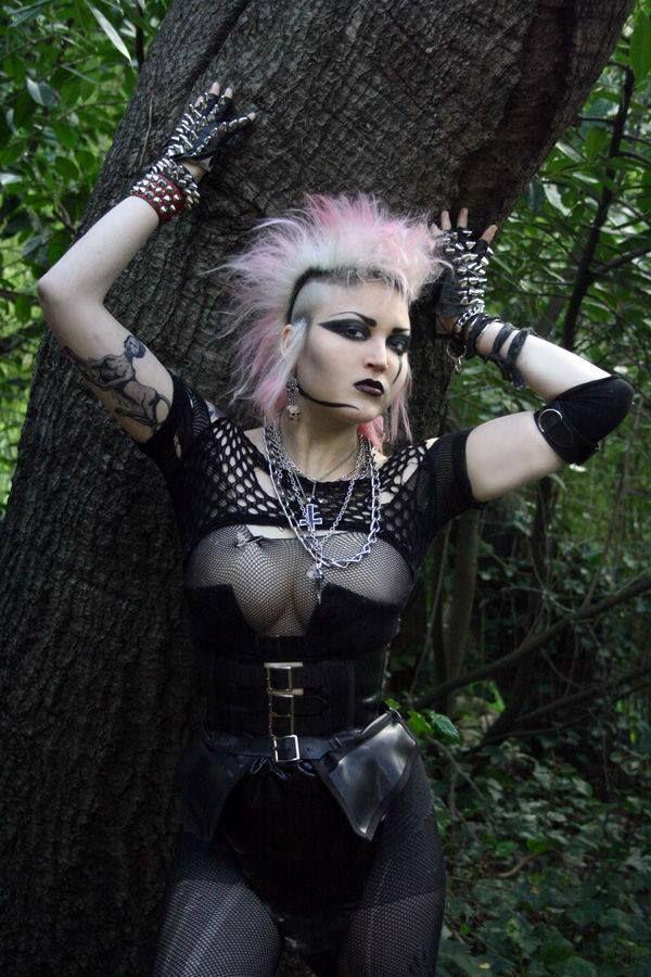 Pin on Goth & Punk Girls