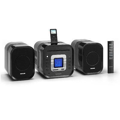 LENCO MCI-200 MICRO HI-FI SYSTEM STEREO CD PLAYER FM RADIO - GRADE B in Sound & Vision, Home Audio & HiFi Separates, Compact/Shelf Stereos | eBay