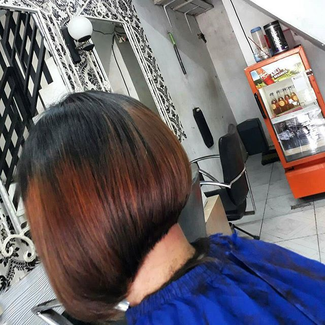 @rambutpixie @rambutundercut #newhair #bobhaircut #bondol #bobhair #bobnungging #rambutbob #potongbob #potongrambut #style #trendrambut #trendrambutcewek #trend #rambutbaru #rambut #haircut #polwan #bobcut #undercut #longtoshort #bob #cantik #pixie #pixiecut #boblovers #shorthair #trend2017 #extrimebob #shave