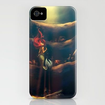 little mermaid iphone case
