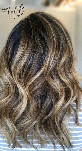 1000+ ideas about Balayage Highlights Brunette on Pinterest