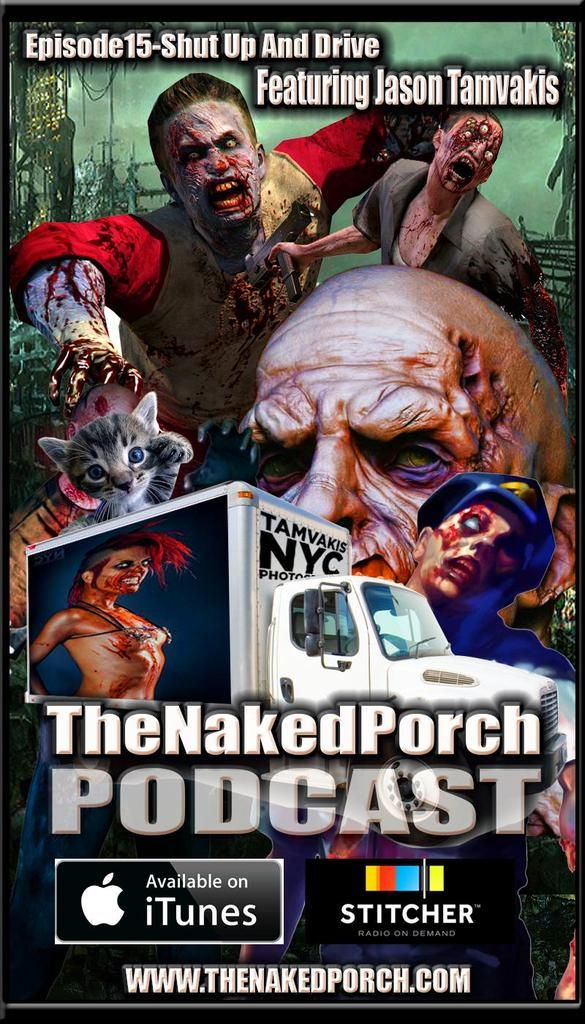 @Ray8_n thx so much for following us please check out the PODCAST at http://www.thenakedporch.com iTunes or Stitcher ..